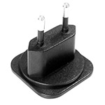 EU Adapter Plug for Power Adapter